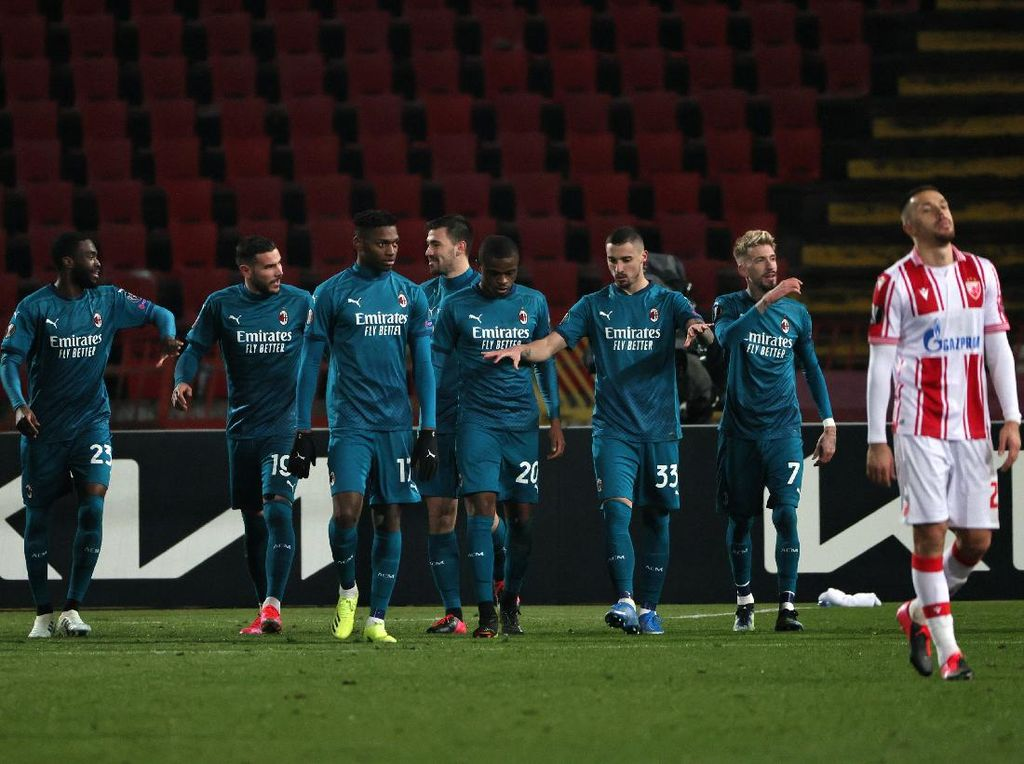 Jelang Derby, Milan Malah Memble