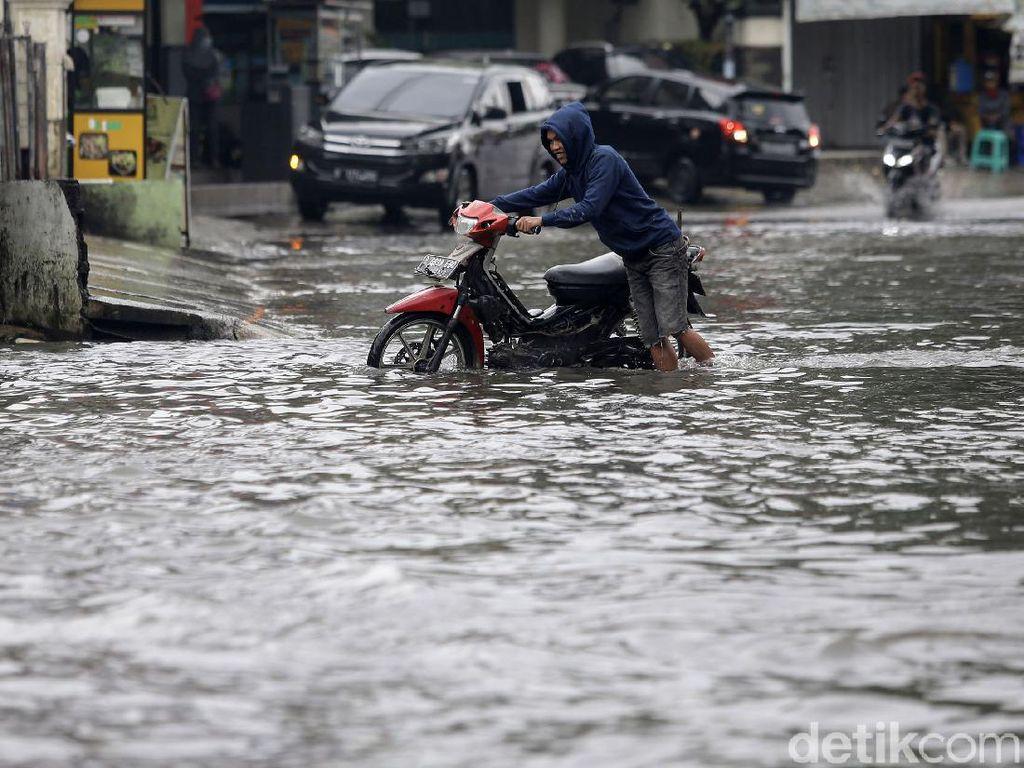 La Nina Jadi Penyebab Tingginya Curah Hujan di Indonesia