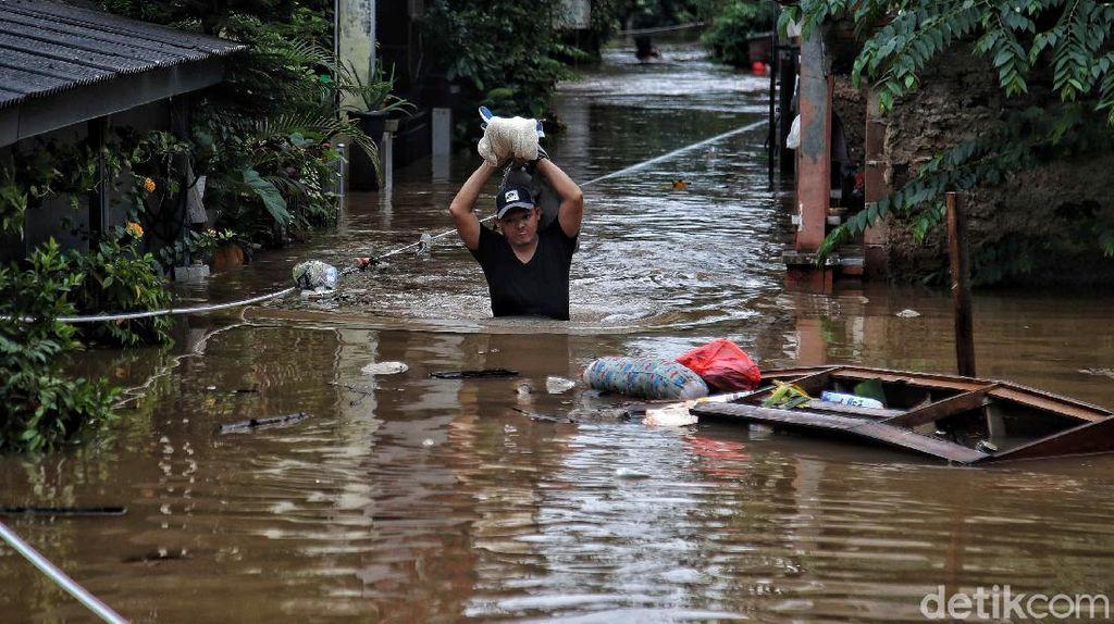 Lagi, Banjir Rendam Cipinang Melayu