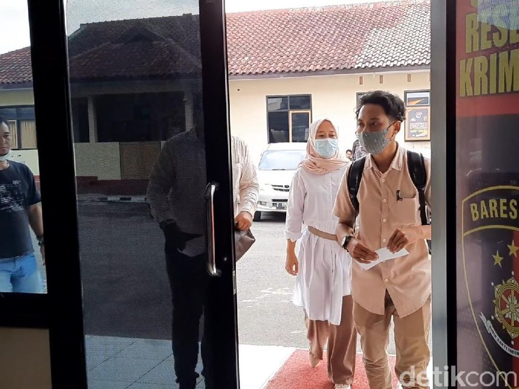 Ngaku Dianiaya Suami, Bidan Cantik di Tasikmalaya Lapor Polisi