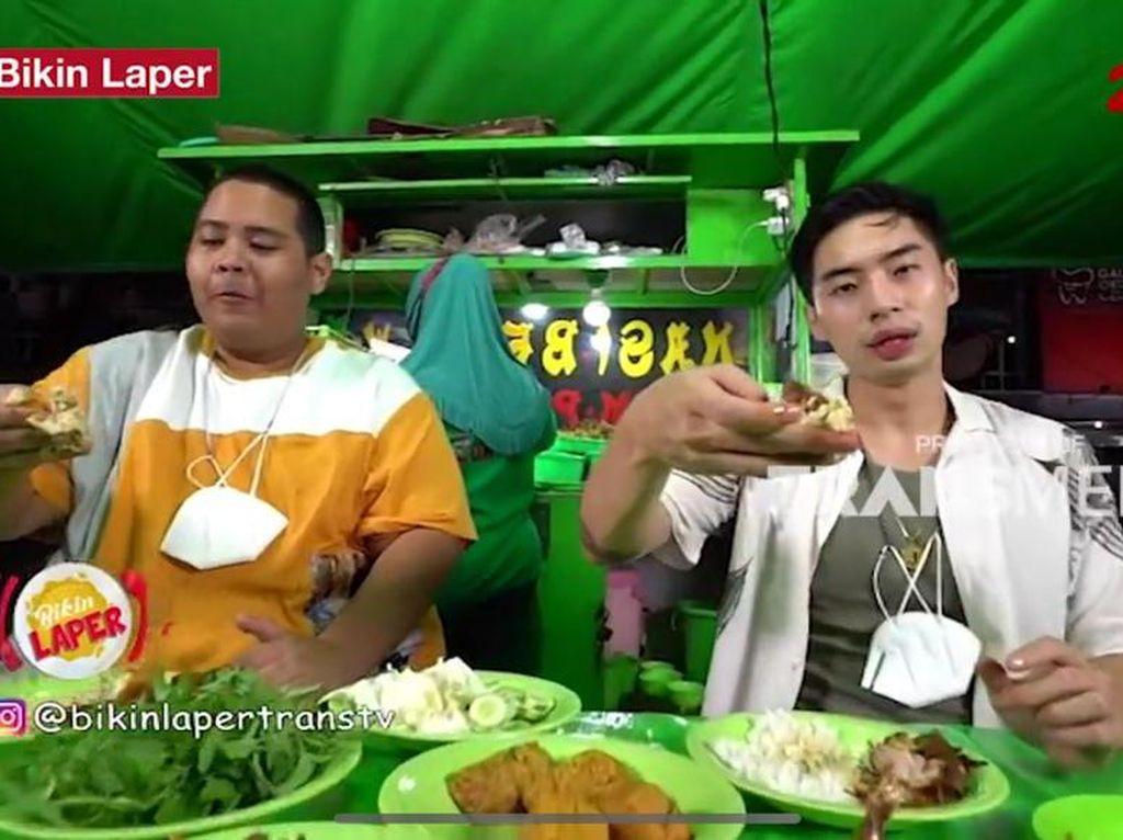Bikin Laper! Puas Makan Nasi Bebek khas Madura yang Empuk Gurih