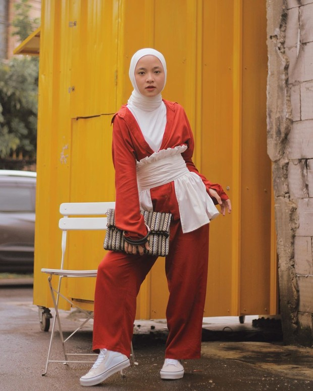 Brand hijab Nissa Sabyan