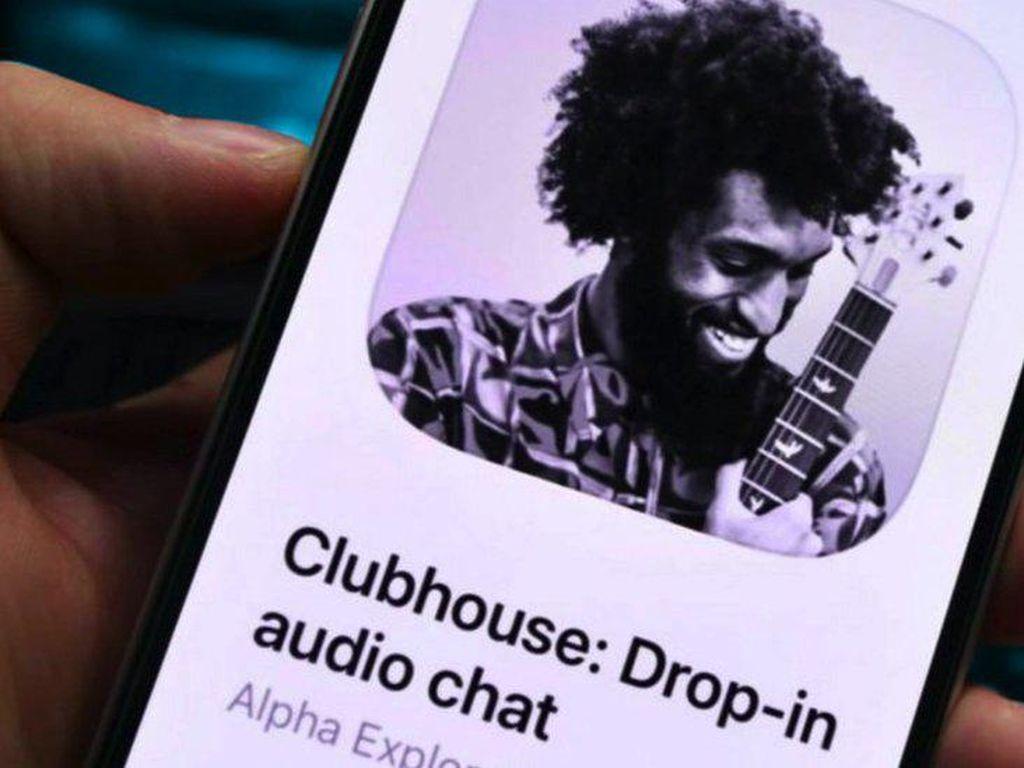 Clubhouse Dituduh Curi Data Pengguna!