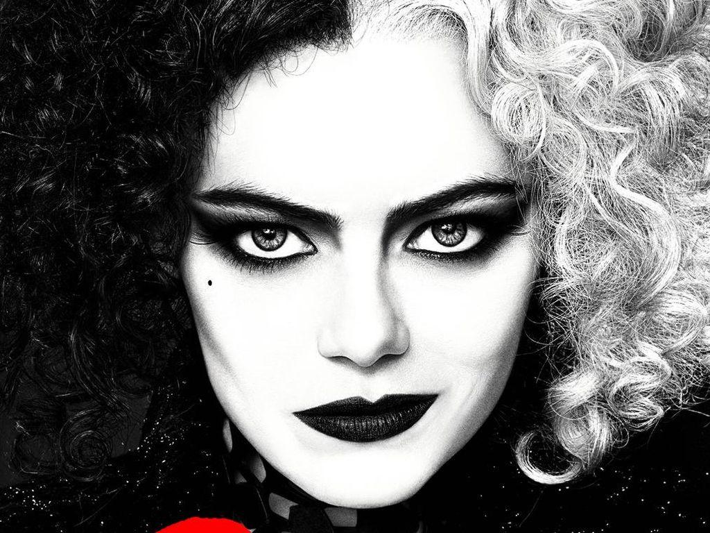 Cruella Suguhkan Sosok Antagonis yang Ikonik dan Modis