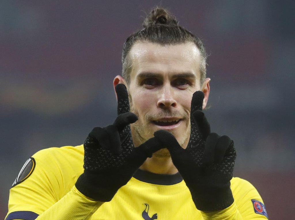 Gareth Bale Percaya Alien Itu Ada, Pernah Lihat UFO!