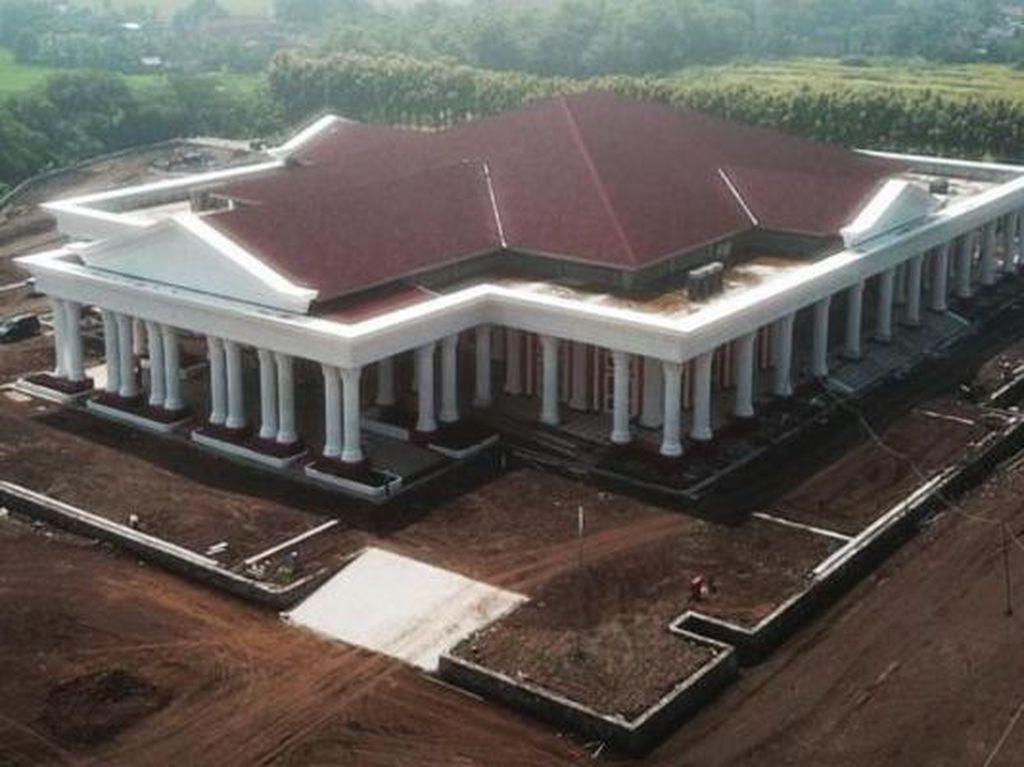 Bupati Klaten Soal Gedung Grha Megawati Rp 90 M: Tak Terkait Politik