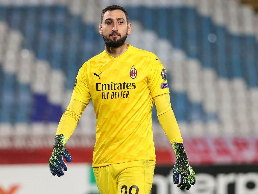 AC Milan Tak Dendam dengan Keputusan Donnarumma