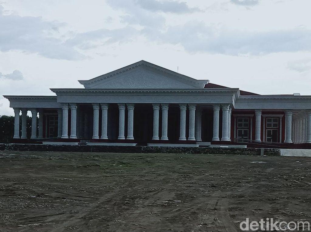 Pemkab Klaten Bangun Grha Megawati Rp 90 M, Apa Saja Fasilitasnya?