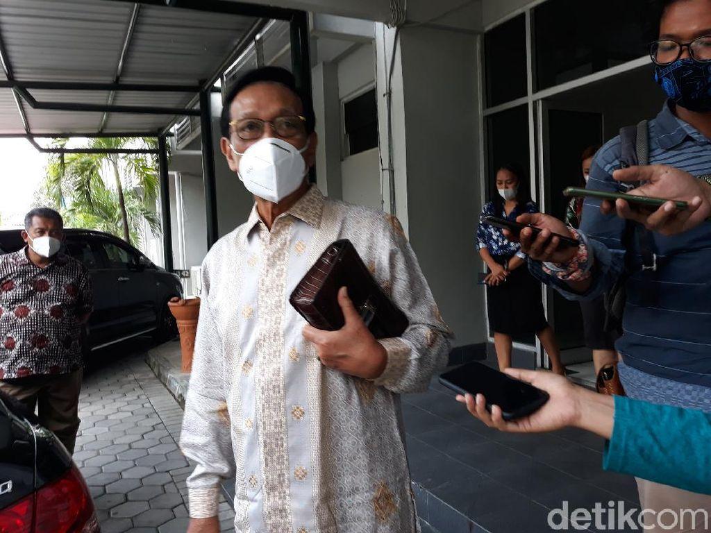 Masih Pandemi Corona, Sultan Yogya Minta Salat Tarawih Jangan Lama-lama