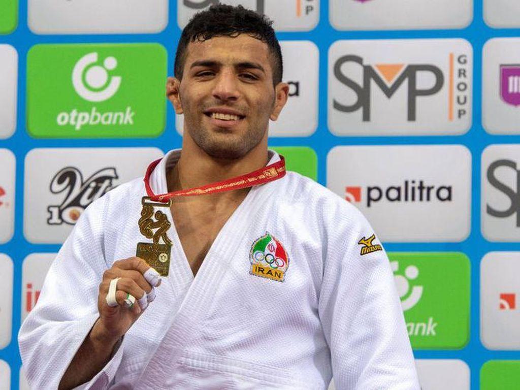 Iran Kecam Atlet Judo Saeid Mollaei karena Bertanding di Israel