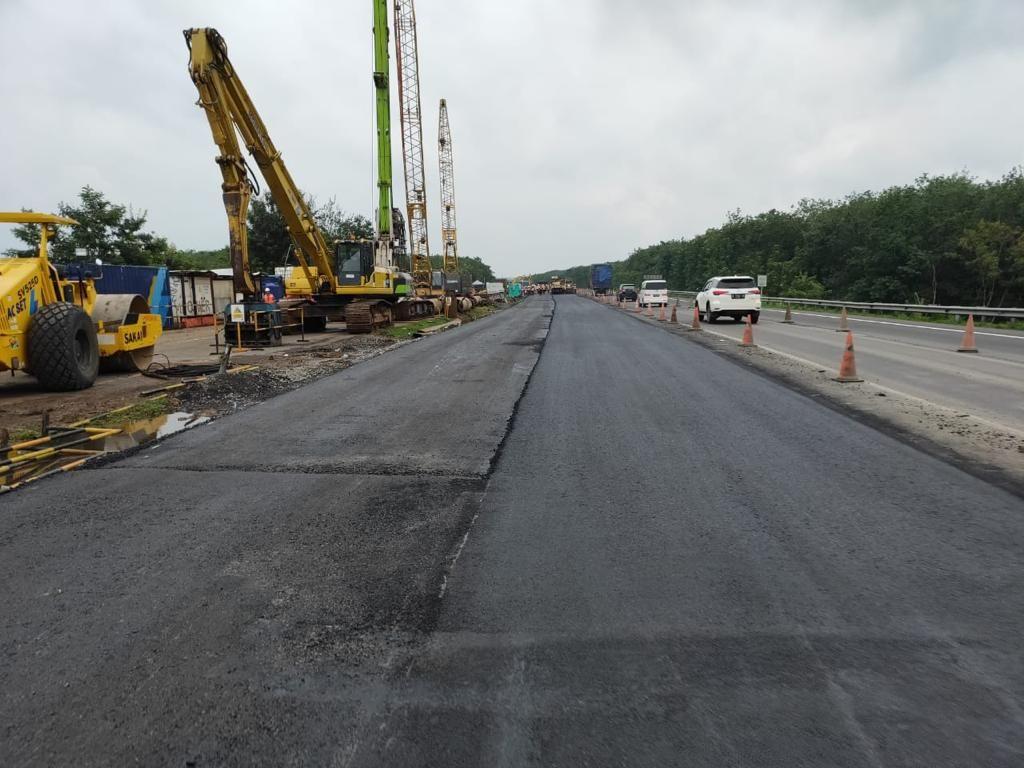 Bye-bye Contra Flow, Jalur Darurat Tol Cipali Bisa Digunakan Malam Ini