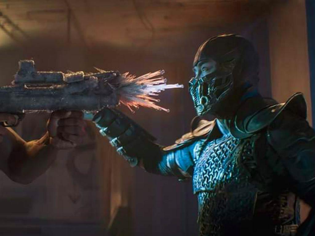 Aksi Joe Taslim Jadi Sub-Zero Tuai Pujian Sutradara Mortal Kombat