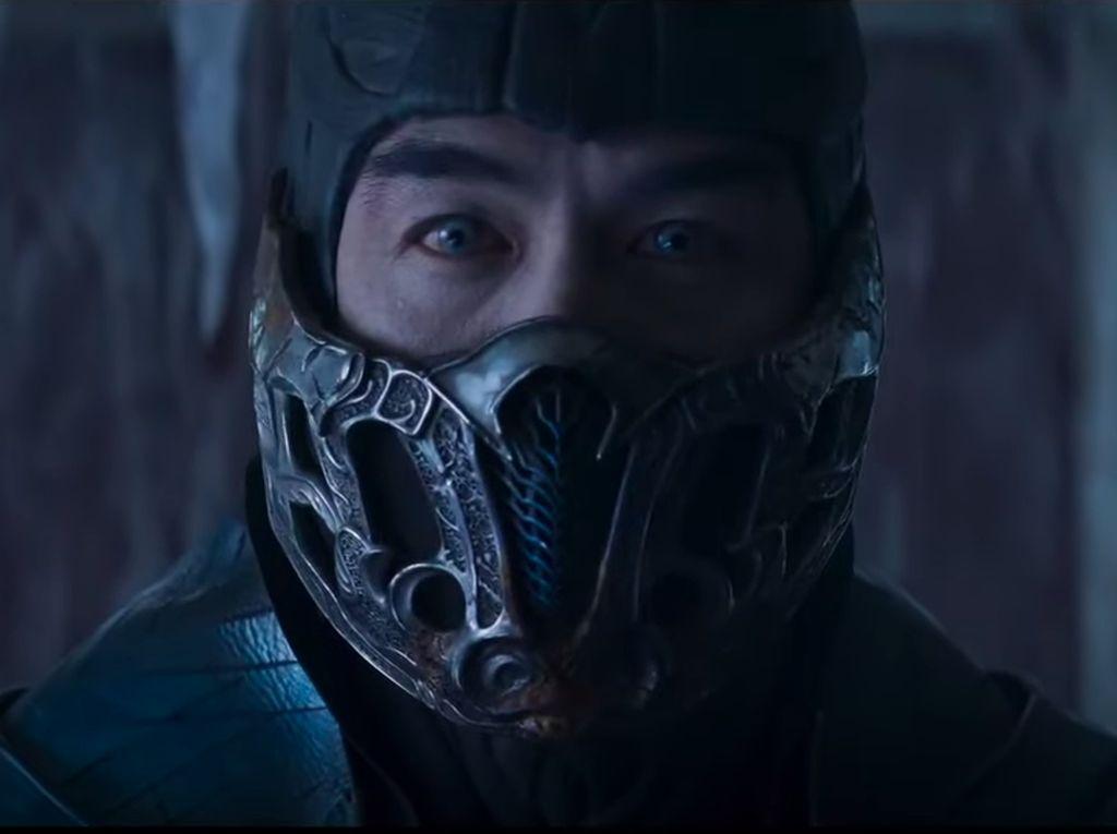 Aksi Kejam Joe Taslim di Trailer Perdana Mortal Kombat
