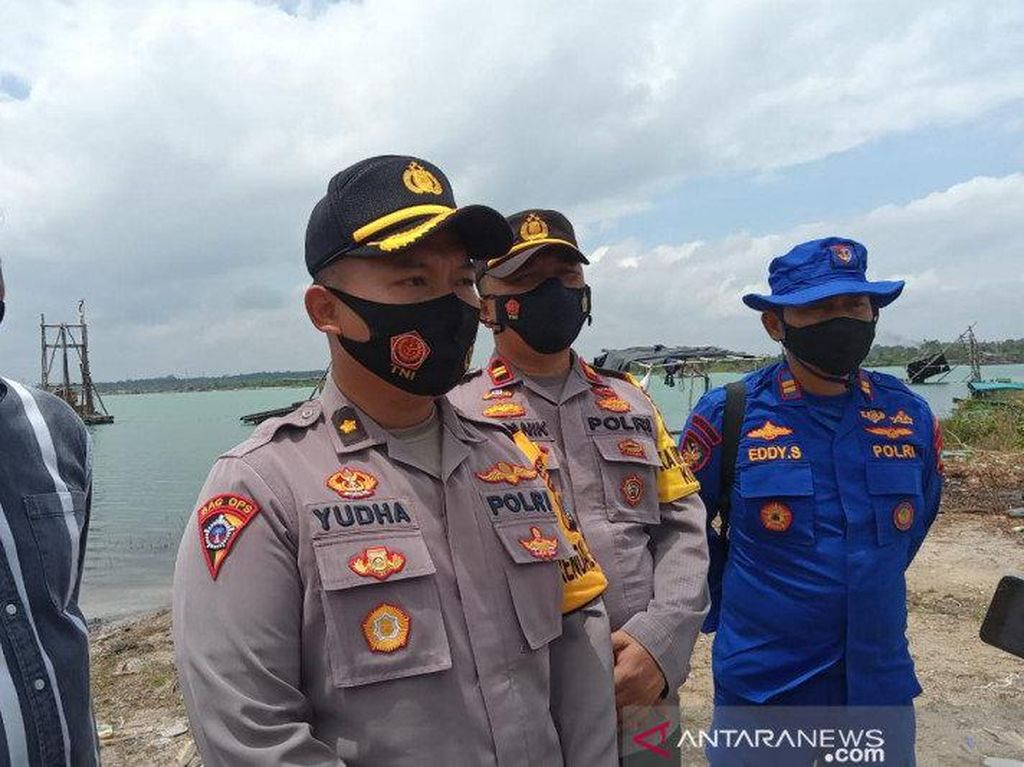 Polisi Usut Info Oknum Terlibat Tambang Bijih Timah Ilegal di Bangka