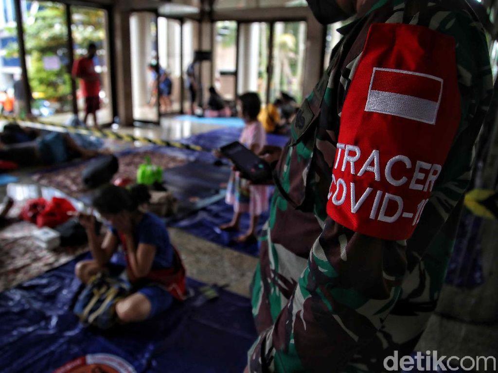 Cek Banjir Cipinang Melayu, Pangdam Jaya-Kapolda Metro Pesan Jaga Prokes