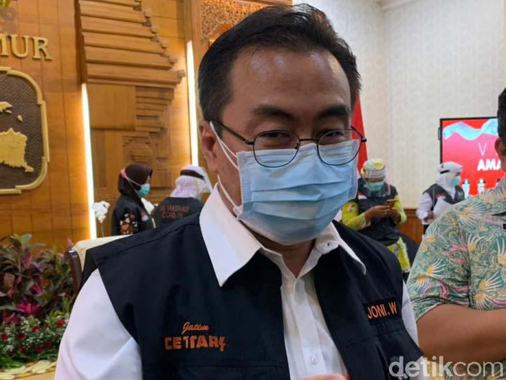 11 Hari PPKM Mikro di Jatim, Tidak ada RT Masuk Zona Merah
