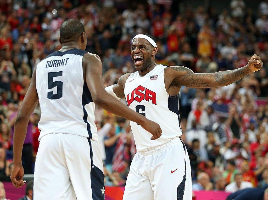 NBA All Star 2021: Tim LeBron vs Tim Durant