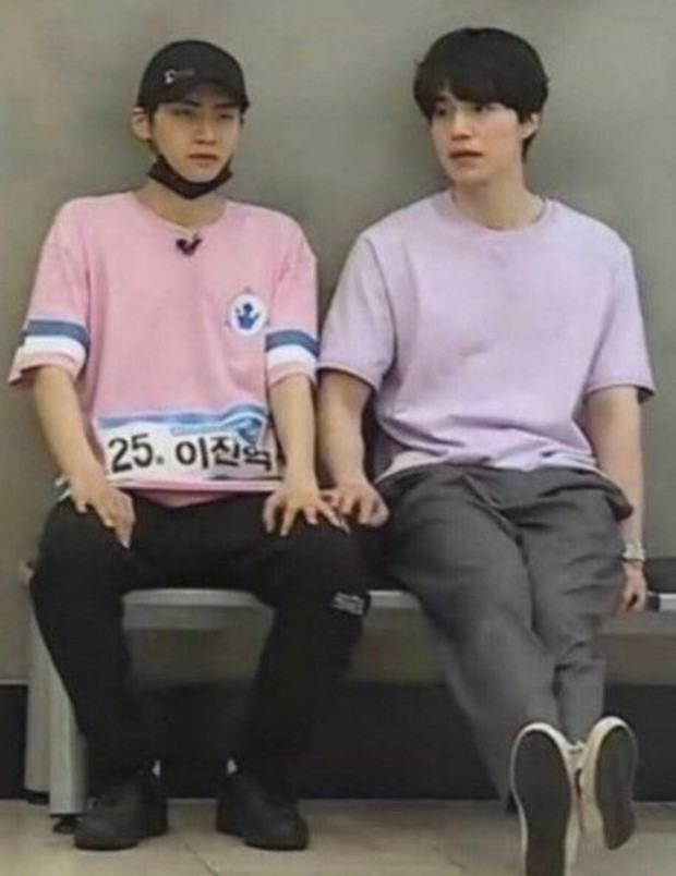 Lee Jinhyuk dan Lee Dongwook
