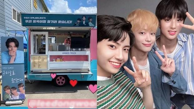 Jinhyuk, Sejin, Minkyu