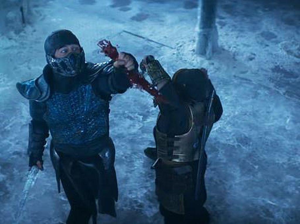 Joe Taslim Aktor Pertama yang Diajak Gabung di Produksi Mortal Kombat 2021