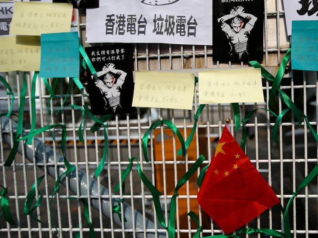 Otoritas Hong Kong Isyaratkan Rombak Media Independen Terbesar RTHK
