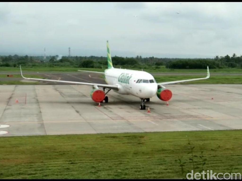 Bandara Banyuwangi Kembali Ditutup, Empat Maskapai Batalkan Penerbangan