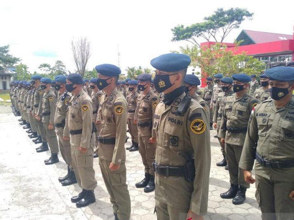 Jaga Keamanan, Ratusan Brimob Polda NTT-Kalbar-Jambi Dikirim ke Papua