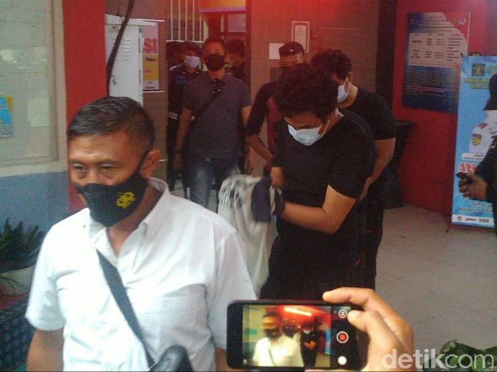 Terlibat Jaringan Narkoba, 6 Eks Pegawai Lapas Riau Dipindah ke Nusakambangan