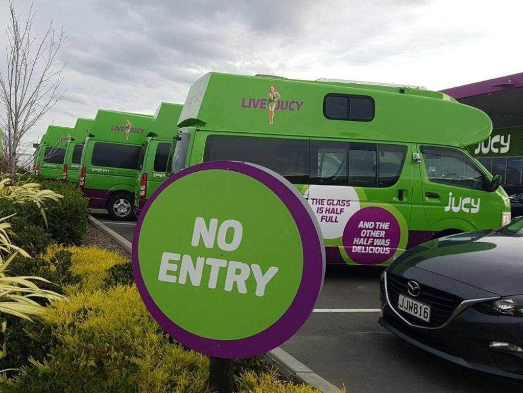 Perusahaan Rental Mobil di Selandia Baru Kolaps Dihantam Pandemi