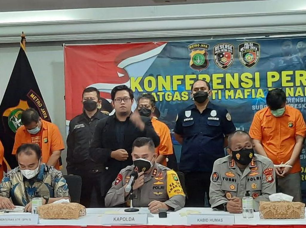 Penahanan Fredy Kusnadi Mafia Tanah Dilawan Rencana Praperadilan