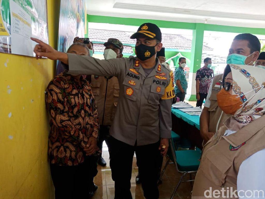 Kampung Tangguh Semeru Dioptimalkan agar Jombang Keluar dari Zona Merah
