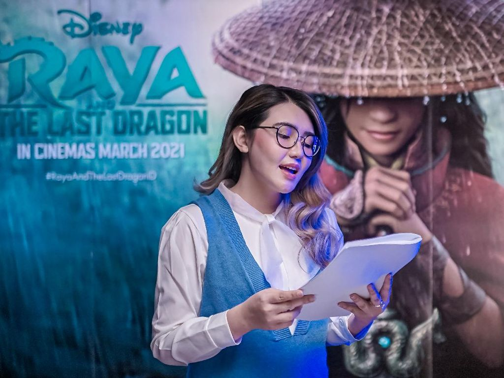 Isi Soundtrack Film Disney, Via Vallen: Pengalaman Spesial