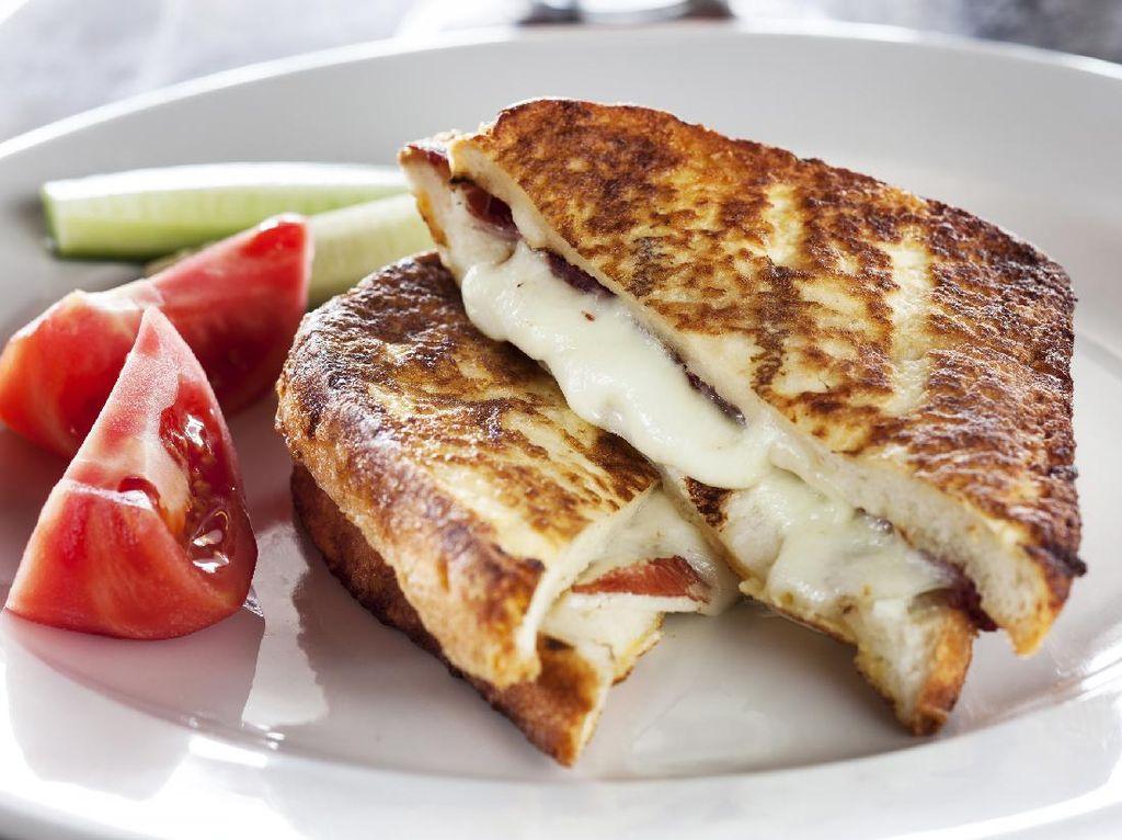 3 Resep Sandwich ala Kafe Buat Sarapan Akhir Pekan