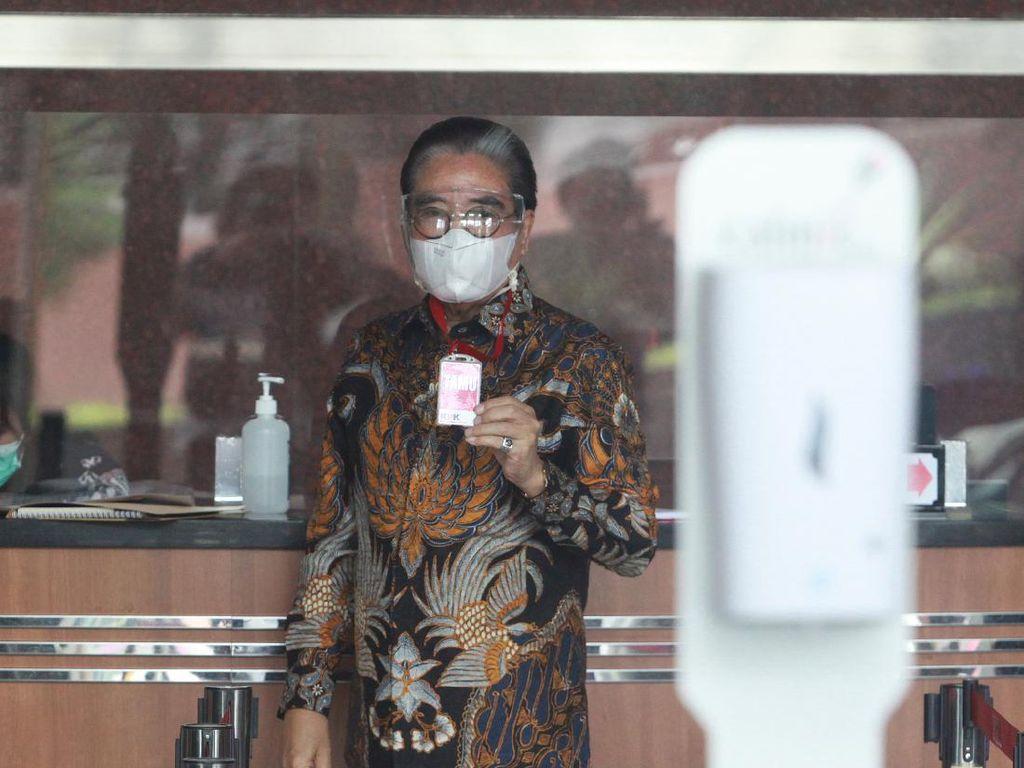 Kasus Bansos Corona, KPK Dalami Fee Lawyer ke Hotma Sitompul