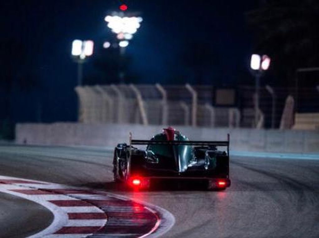 Asian Le Mans: Tak Ikut Latihan Bebas, JOTA Pede di Race Abu Dhabi