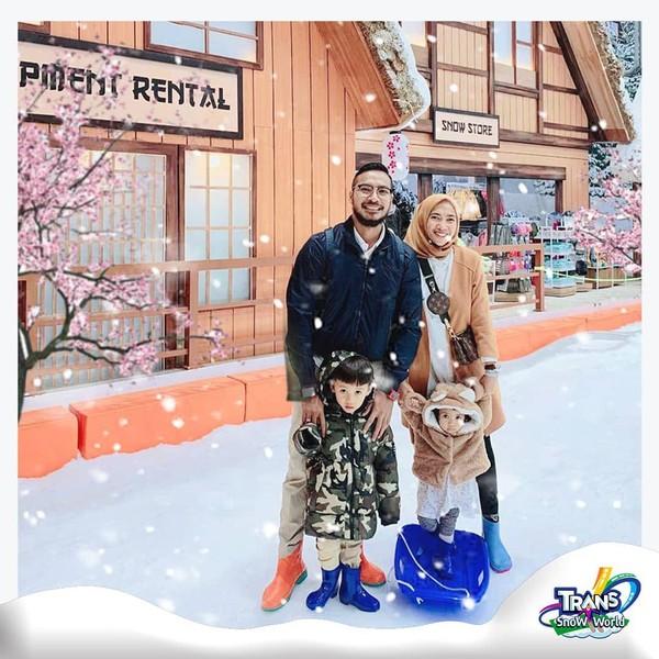 Trans Snow World Bintaro Cocok untuk Keluarga