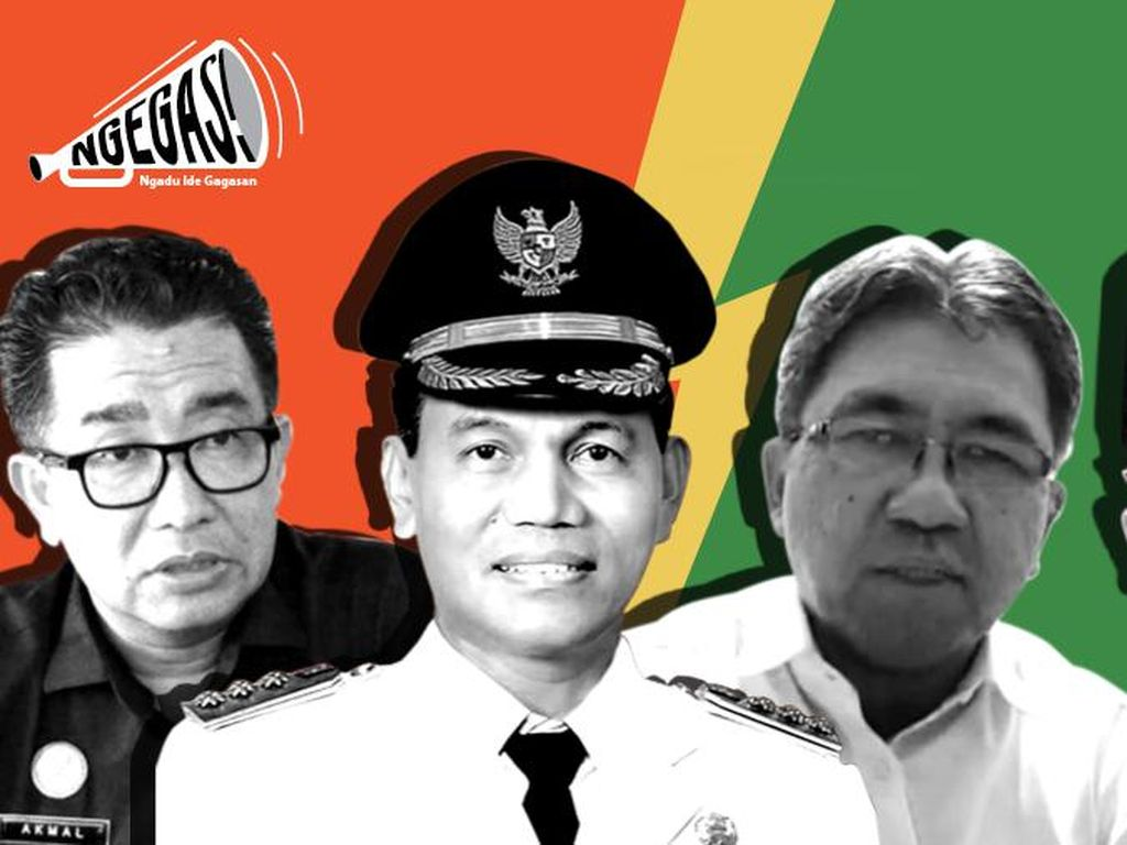 Walikota Pariaman vs 3 Kementerian Soal SKB Seragam Sekolah
