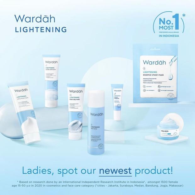 Wardah Lightening Series Advanced Niacinamide