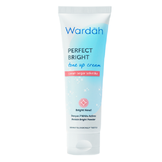 Wardah Perfect Bright Tone Up Cream (sumber : wardahbeauty.com)