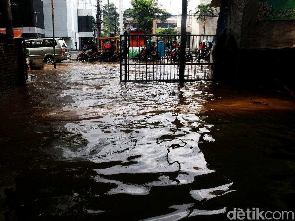 Pemprov DKI Kalah Sengketa soal Informasi Banjir, Wagub: Beda Persepsi
