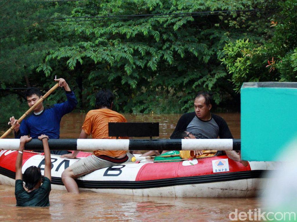 Analisis BMKG Terkait Curah Hujan Ekstrem di Jabodetabek