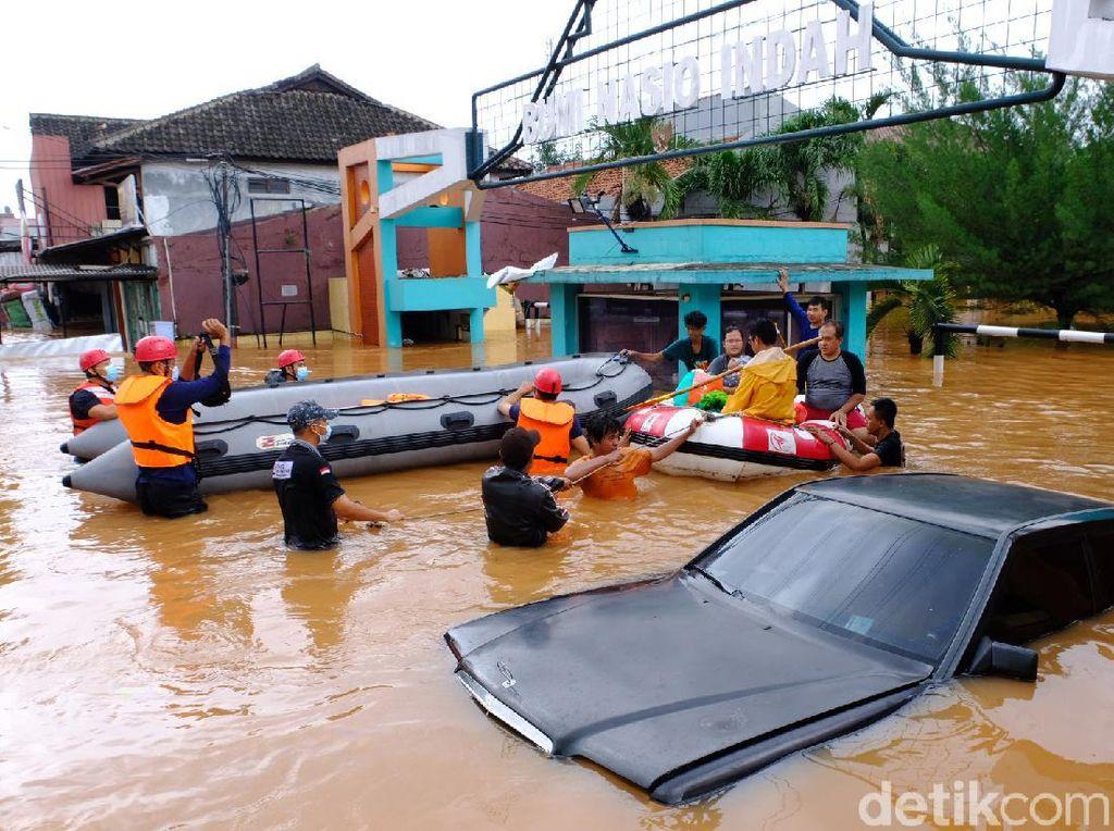 Daftar Wilayah Jakarta & Bekasi yang Listriknya Masih Padam