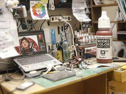 Bisnis Menggiurkan dari Tukang Dandan Action Figure