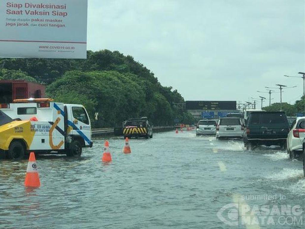 Korban Banjir di Tol Bisa Minta Ganti Rugi, tapi Mengadu Kemana?