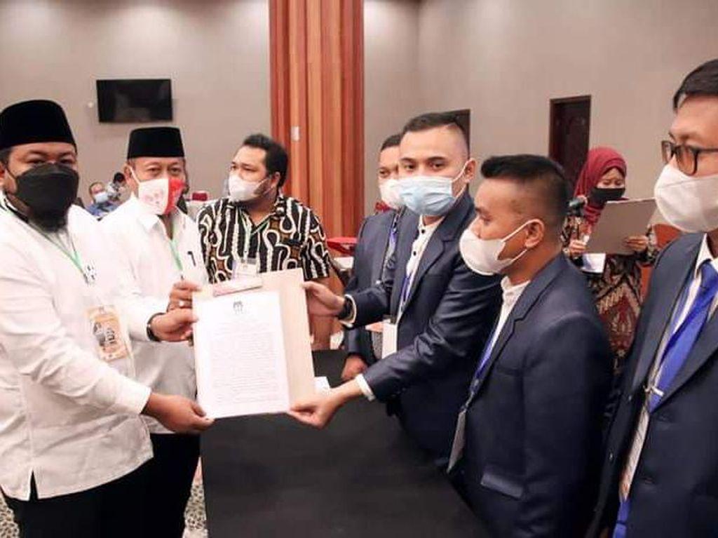 KPU Tetapkan Syahrial Sebagai Wali Kota Tanjungbalai Terpilih