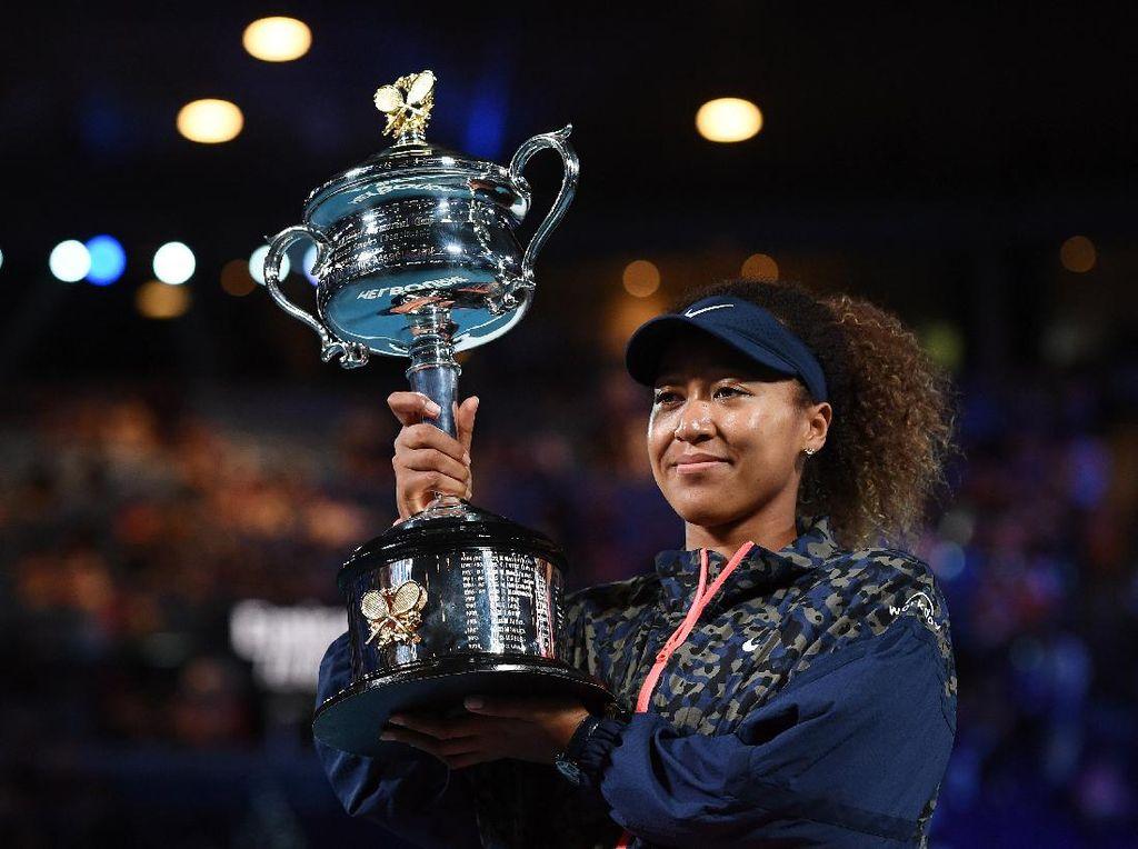 Naomi Osaka Juara Australia Terbuka 2021