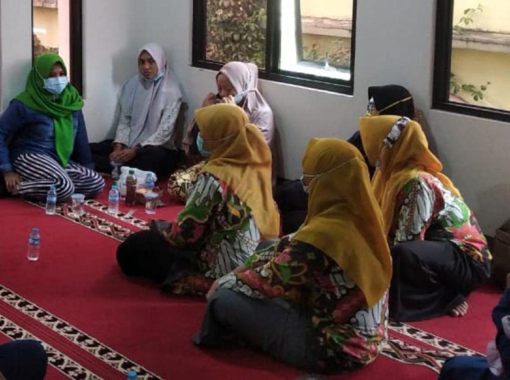 P2TP2A Sukabumi Dampingi Tiga Perempuan dari NTB Diduga Korban Trafficking