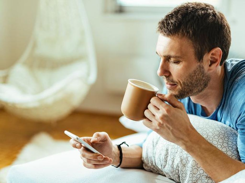Peneliti Ungkap Efek Minum Lebih dari 1 Cangkir Kopi Tiap Hari pada Pria