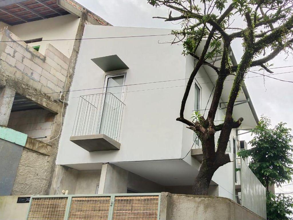 Cerita Pemilik, Punya Rp 500 Juta hingga Bikin Rumah di Lahan Minimalis