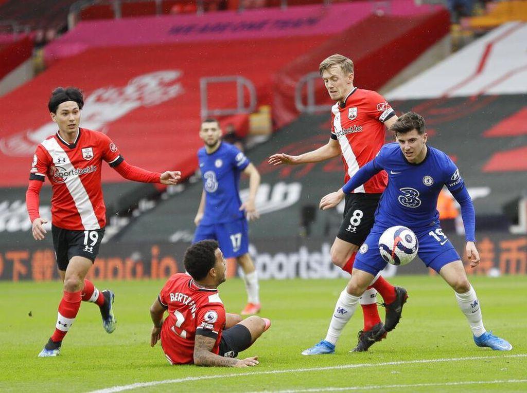 Southampton Vs Chelsea Berakhir Imbang 1-1